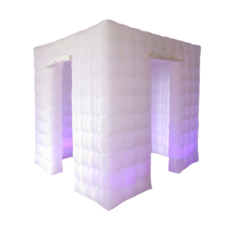 Namiot LED